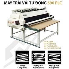 Máy trải vải tự động 590 PLC