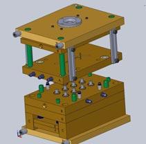Thiết kế chế tạo Khuôn mẫu nhựa