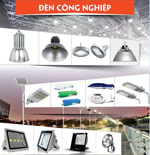 Đèn công nghiệp