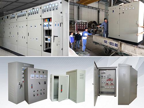 Tủ điện công trình