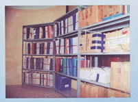 Kệ lưu trữ hồ sơ