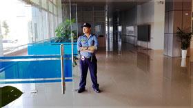 Dịch vụ bảo vệ tòa nhà văn phòng