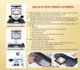 Máy scan dùng trong văn phòng