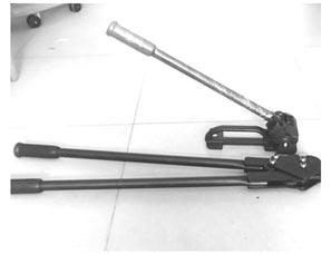 Dụng cụ đóng đai thép S249