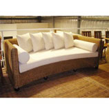 Water Hyacinth Sofa R11