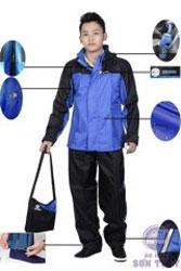 áo mưa bộ K21