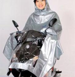 áo mưa choàng kính