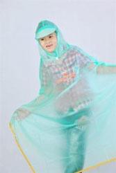 áo mưa trẻ em có viền