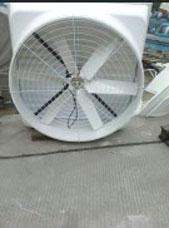 Quạt thông gió composite