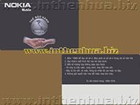 Mẫu thẻ bảo hành 2