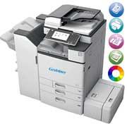 Máy photocopy màu Gestetner  MPC-3003SP