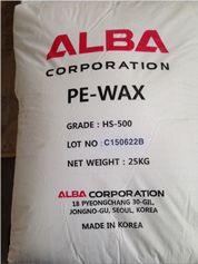 PE Wax - Korea