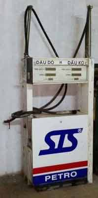 Nâng cấp trạm xăng dầu
