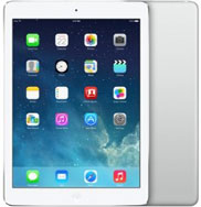 iPad Air Wi-Fi-4G 128GB - Silver ME906TH-A