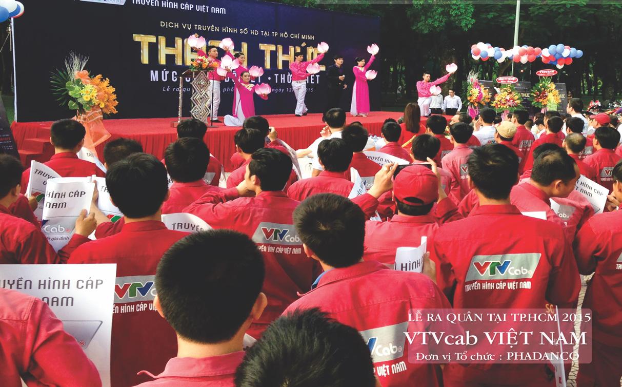 Lễ ra mắt VTV Cab