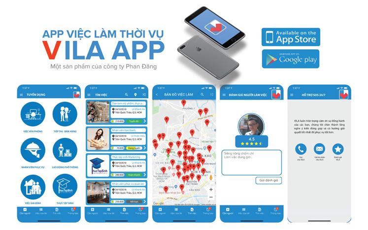 Promotion cho Vila App