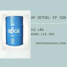 Dầu bánh răng AP GETOEL EP 320