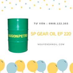 Dầu bánh răng SP GEAR OIL EP 220