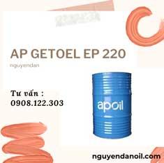 Dầu bánh răng AP GETOEL EP 220