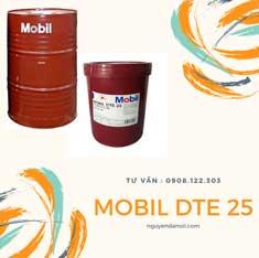 Dầu thủy lực Mobil DTE 25