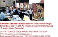 Dịch vụ hải quan trọn gói