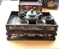 Khay trà