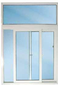 Cửa sổ mở trượt 2 cánh