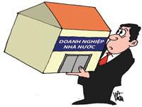 Thu nợ doanh nghiệp sau cổ phần hóa