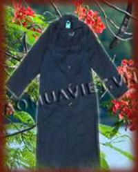 áo mưa bộ vải dù