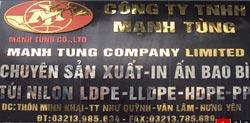 Công ty Mạnh Tùng