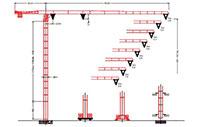 Cẩu tháp Liftec Hàn Quốc LT 7529 - 16B