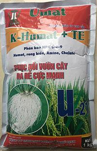 Phân bón K-Humate 6-6-9