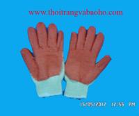 Găng tay nhúng nhựa cao su
