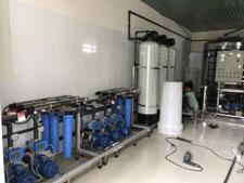 Hệ thống xử lí nước công nghiệp