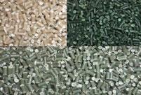 Hạt nhựa màu tái sinh