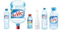 Nước uống đóng bình Lavie