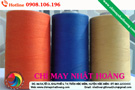 Chỉ cotton polyester
