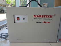 Bình lưu điện cửa cuốn Masrtech