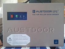 Bộ lưu điện cho cửa cuốn Austdoor