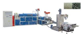 Máy tạo hạt nhựa tái sinh PP - PE