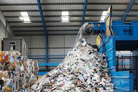 Xử lí rác thải nhà máy