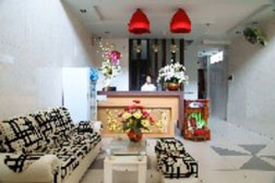 Quầy Lễ Tân