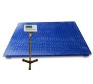Cân sàn 1 tấn 1.2mx1.2m