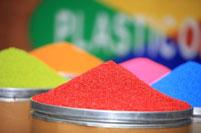 Hạt nhựa màu