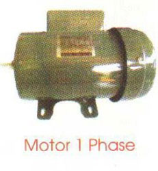 Motor 1 Phase