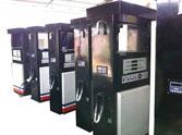 Cột bơm xăng điện tử IPS