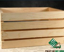 Thùng gỗ
