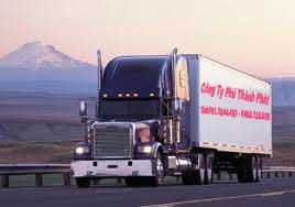 Xe vận tải hàng hóa đường bộ