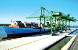 Vận tải hàng hóa đi quốc tế bằng đường biển