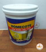 Sơn nước nội thất Toa Homecote